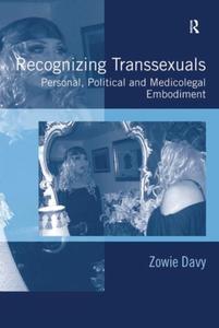 Recognizing Transsexuals (e-bok) av Zowie Davy