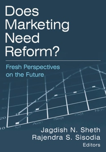 Does Marketing Need Reform? (e-bok) av Jagdish