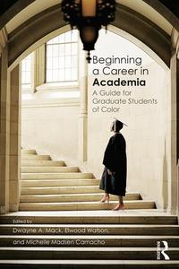 Beginning a Career in Academia (e-bok) av