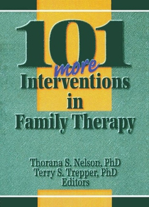 101 More Interventions in Family Therapy (e-bok