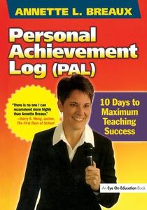 Personal Achievement Log (PAL) (e-bok) av Annet