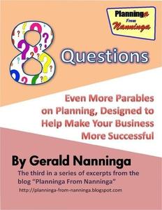 8 Questions (e-bok) av Gerald Nanninga