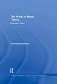 The Work of Music Theory