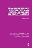 Non-Renewable Resources and Disequilibrium Macrodynamics