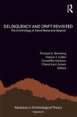 Delinquency and Drift Revisited, Volume 21