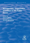 Management, Organisation, and Ethics in the Public Sector