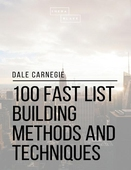 100 Fast List Building Methods and Techniques