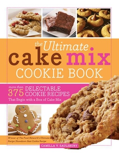 The Ultimate Cake Mix Cookie Book (e-bok) av Ca