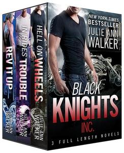Black Knights Inc. Boxed Set (e-bok) av Julie A