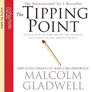 The Tipping Point (lydbok) av Malcolm Gladwel
