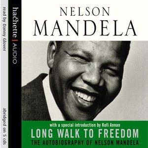 Long Walk To Freedom (lydbok) av Nelson Mande