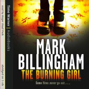 The Burning Girl (lydbok) av Mark Billingham,