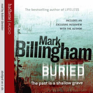 Buried (lydbok) av Mark Billingham