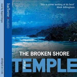 The Broken Shore (lydbok) av Peter Temple