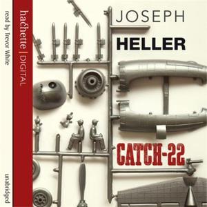 Catch 22 (lydbok) av Joseph Heller, Ukjent
