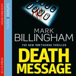 Death Message (lydbok) av Mark Billingham