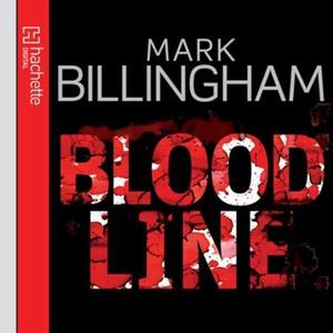 Bloodline (lydbok) av Mark Billingham, Ukjent
