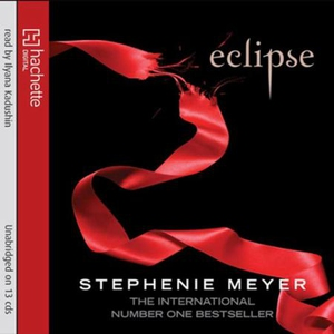 Eclipse (lydbok) av Stephenie Meyer