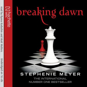 Breaking Dawn (lydbok) av Stephenie Meyer