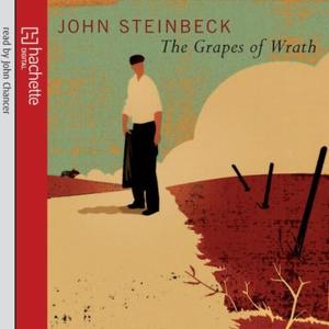 The Grapes Of Wrath (lydbok) av John Steinbec