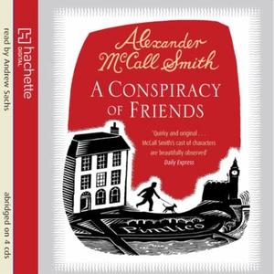 A Conspiracy Of Friends (lydbok) av Alexander