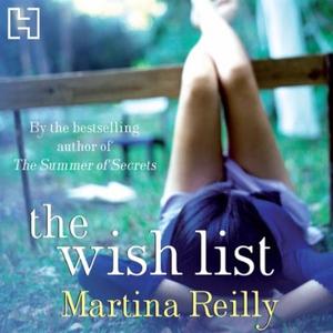 The Wish List (lydbok) av Martina Reilly
