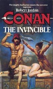 Conan the Invincible (ebok) av Robert Jordan