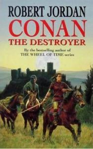 Conan The Destroyer (ebok) av Robert Jordan