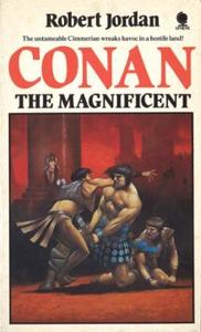 Conan the Magnificent (ebok) av Robert Jordan