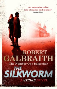 The Silkworm (ebok) av Robert Galbraith