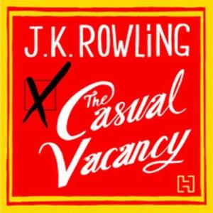 The Casual Vacancy (lydbok) av J.K. Rowling