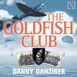 The Goldfish Club (lydbok) av Danny Danziger,