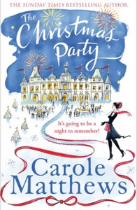 The Christmas Party (ebok) av Carole Matthews