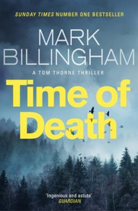 Time of Death (ebok) av Mark Billingham