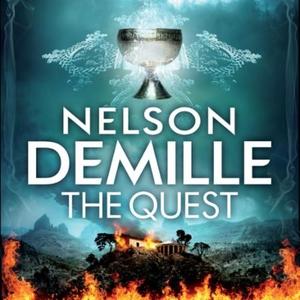 The Quest (lydbok) av Nelson DeMille, Ukjent