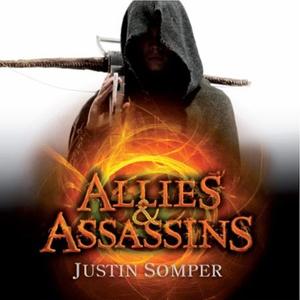 Allies and Assassins (lydbok) av Justin Sompe