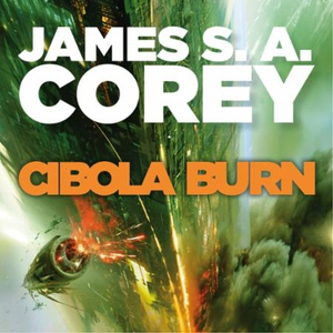 Cibola Burn (lydbok) av James S. A. Corey, Uk