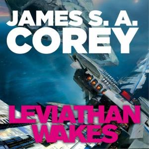Leviathan Wakes (lydbok) av James S. A. Corey