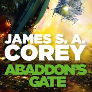 Abaddon's Gate (lydbok) av James S. A. Corey,