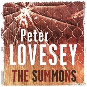 The Summons (lydbok) av Peter Lovesey, Ukjent
