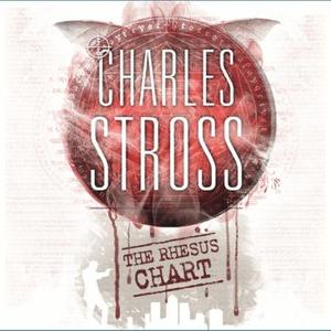 The Rhesus Chart (lydbok) av Charles Stross,