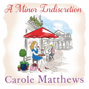A Minor Indiscretion (lydbok) av Carole Matth