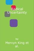 Radical Uncertainty