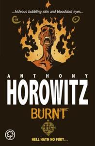 Burnt (ebok) av Anthony Horowitz