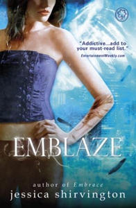 Emblaze (ebok) av Jessica Shirvington