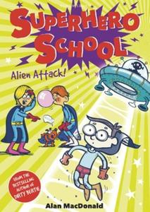Alien Attack! (e-bok) av Alan MacDonald