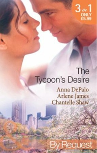The tycoon's desire (ebok) av Anna DePalo, Ar