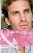 Wealthy australian, secret son