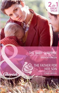 The baby surprise / the father for her son (e