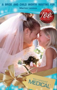 A bride and child worth waiting for (ebok) av